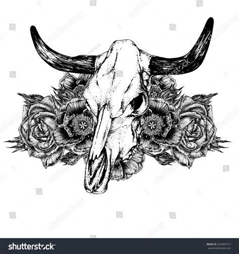 tattoo pen livestock hand drawn ink pen decoration element stock illustration