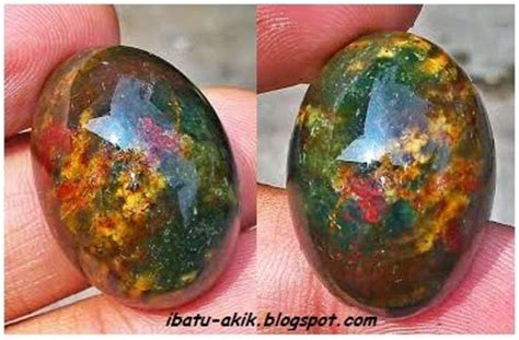 Pancawarna Klawing batu pancawarna dan kegunaannya