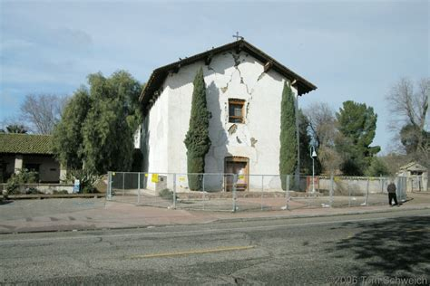 San Luis Obispo County Records Photo Mission San Miguel Damaged By The San Simeon Earthquake
