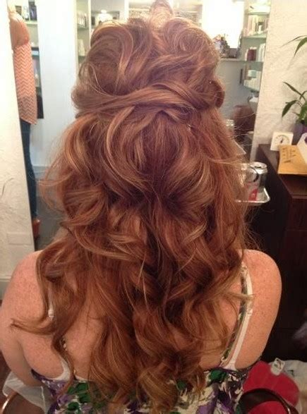 curly hairstyles hair up 15 best long wavy hairstyles popular haircuts