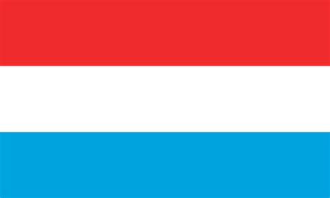 flags of the world light blue national flag of luxembourg from http www