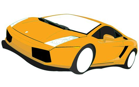 cartoon lamborghini image gallery lamborghini vector