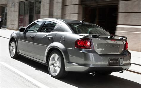 2015 Dodge Avenger Rt Concept Replacement Specs Price 2012 Dodge Avenger Rt Rear Three Quarter Photo 1