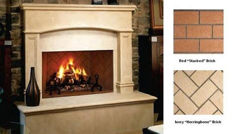 Indoor Wood Burning Fireplace Vantage Hearth Winston 42 Inch Wood Burning Mosaic Masonry