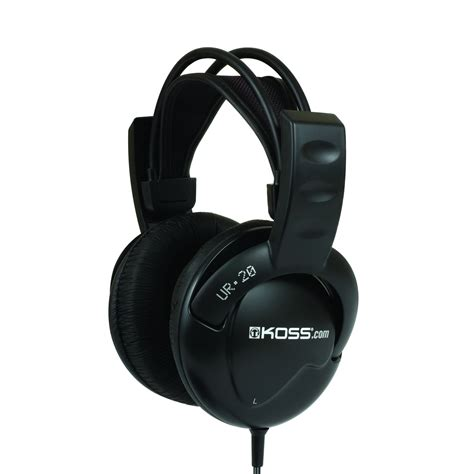 Headphone Koss ur20 ear headphones koss headphones