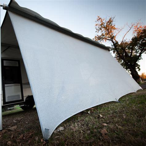 awning shade screen long wall shade screen caravan bug