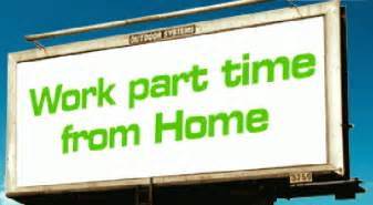 part time at home part time in mumbai and work from home