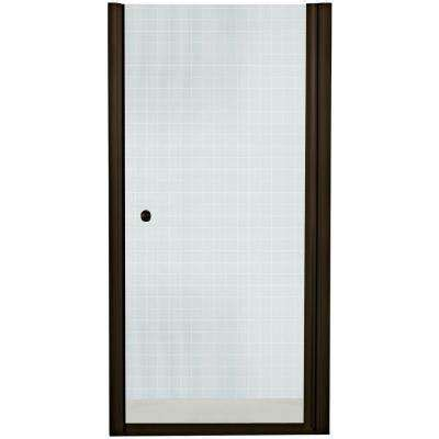 Bronze Shower Doors Sterling Bronze Alcove Shower Doors Shower Doors The Home Depot