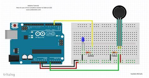 sensitive resistor how it works letsmakerobots how to use sensitive resistor pressure sensor