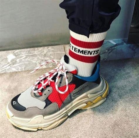 sheck wes vetements socks sle vetements socks tumblr
