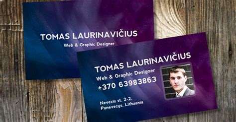 tutorial carding via hp a collection of photoshop business card templates