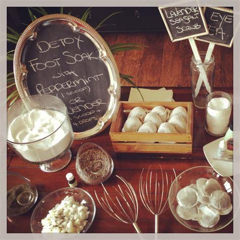 Intermarche Sugar Detox Yogurt Success by This Lovely Diy Spa Brunch Dress Club At The Was