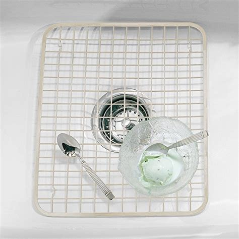 kitchen sink protector grid interdesign kitchen sink protector grid mat regular
