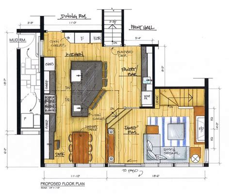 layout a kitchen floor plan 11 best images about kitchen floor plans on pinterest
