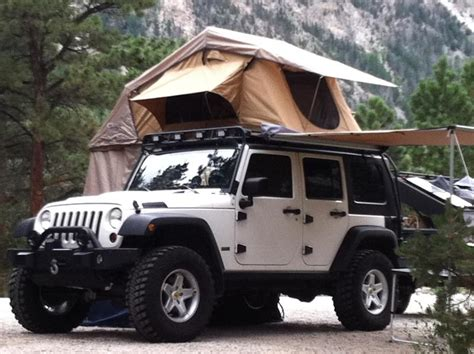 jeep tent inside i m liking this whole top of suv tent deal one for