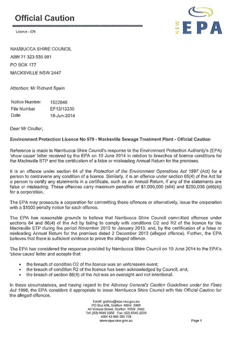 Explanation Letter For Not Achieving Target Agenda Of Ordinary Council Meeting 26 June 2014