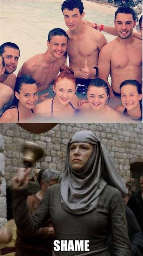 shame meme of thrones memes on quot shame shame shame