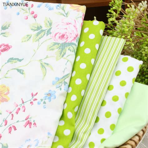Fabric For Patchwork - ᐂ100 cotton fabric for for patchwork sewing penoy