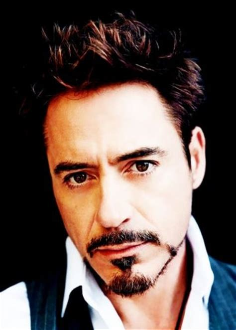 Tony Stark Hair Style | tony stark iron man 3 hairstyle hair is our crown