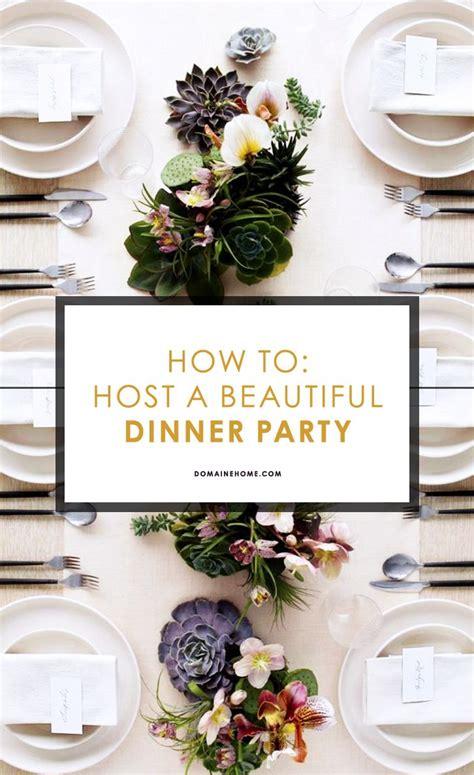 how to host a dinner de 25 bedste id 233 er inden for dinner p 229