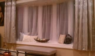 bow windows curtain ideas for rods best about window curtains pinterest bay
