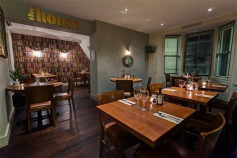 House Restaurant by The House Restaurant Brighton Food Review
