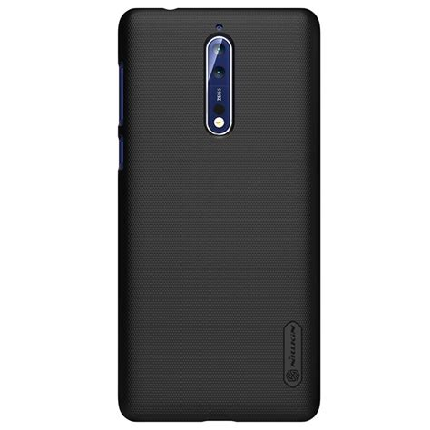 Nillkin Frosted Shield Nokia 8 nokia 8 nillkin frosted shield cover black