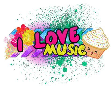 Imagenes De I Love La Musica | simbolo da page i love music em png by giovannat on deviantart