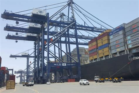 Port Records Sohar Port Records Strong Cargo Growth
