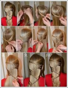 cool easy step hairstyles simple hairstyles for teen girls art 19