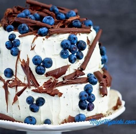 Blueberry Cake Decoration by Easy Cake Decorating 5 Stunning Yet Easy Cake Decorating