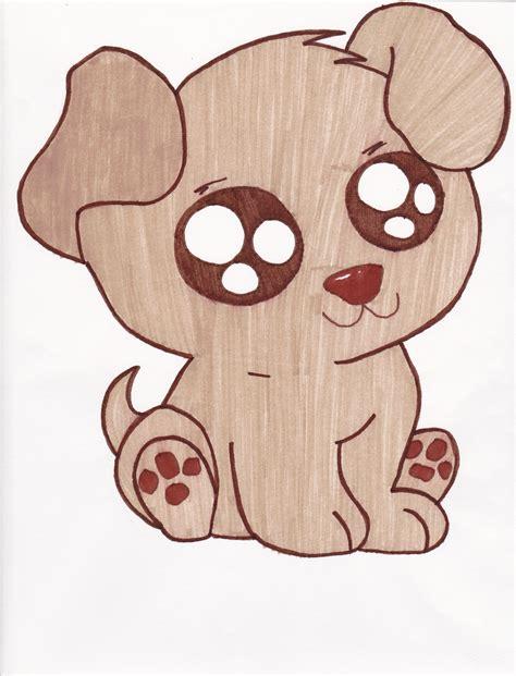 A Cute Puppy Drawing   AnnaR © 2018   Aug 21, 2011