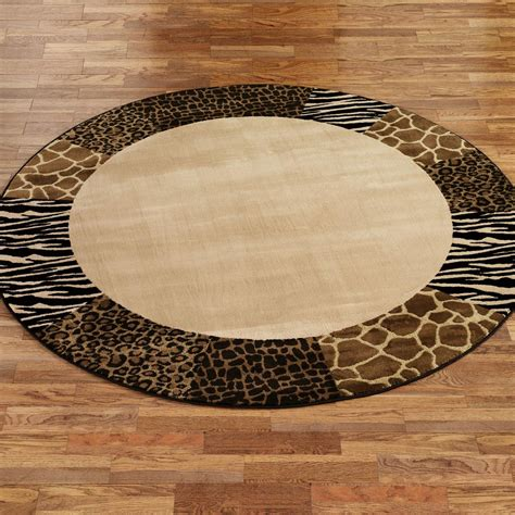 13 Outstanding Animal Print Bath Rugs Designed Ideas Leopard Print Bathroom Rugs