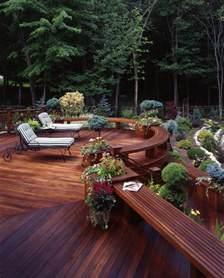 Backyard Deck Ideas 20 Landscaping Deck Design Ideas For Small Backyards Style Motivation