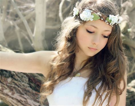 flower headband hairstyles tumblr flower crown headband tumblr