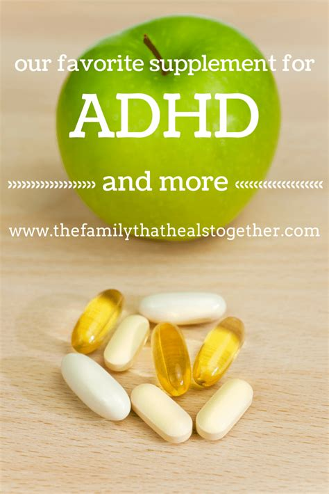 adhd and adults how to live with improve and manage your adhd or add as an books our favorite supplement to treat adhd