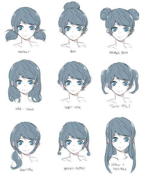 Model Rambut Anime rambut anime yang menarik untuk dicoba penata rambut