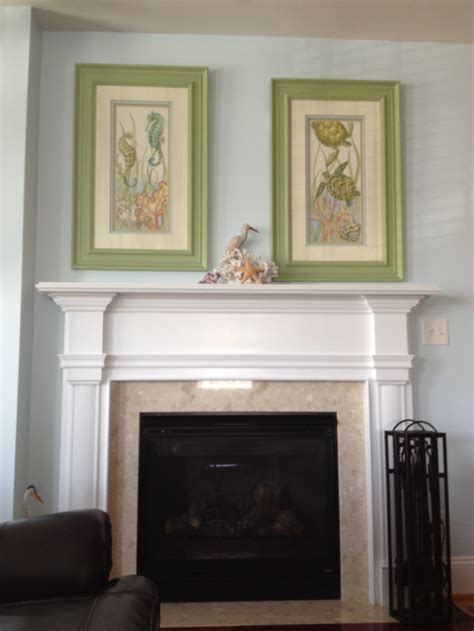 coastal fireplace project fireplace pinterest