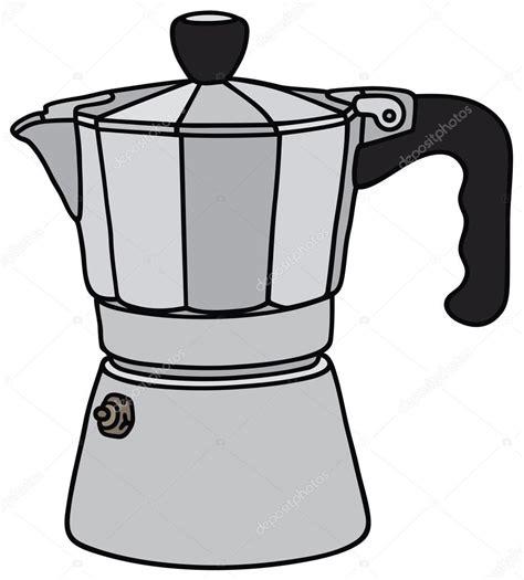 Dessin Cafetieres