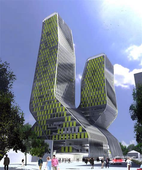 cool modern architecture skyscraper дания копенгаген архитектура