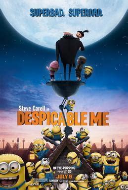 Poster Despicable Me 3 Original One Sheet 69 X 100 Cm despicable me