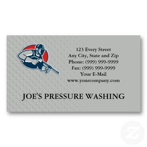 1000 images about pressure washing business cards on