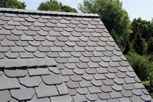 Rubber Roof Tiles All City Exteriors High Quality Slate Roofing In