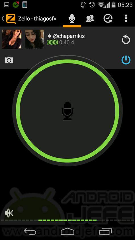 imagenes chidas para zello zello aplicaci 243 n walkie talkie para android android jefe
