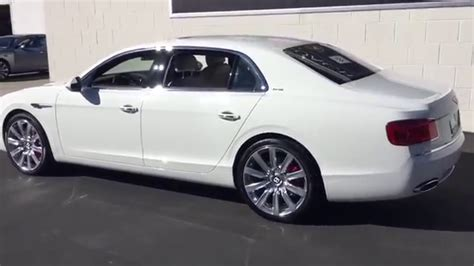 white bentley flying spur white bentley flying spur