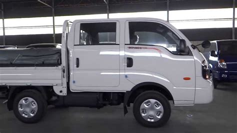 Kia 4x4 Truck Autowini Korean New Truck Kia Bongo3 4wd