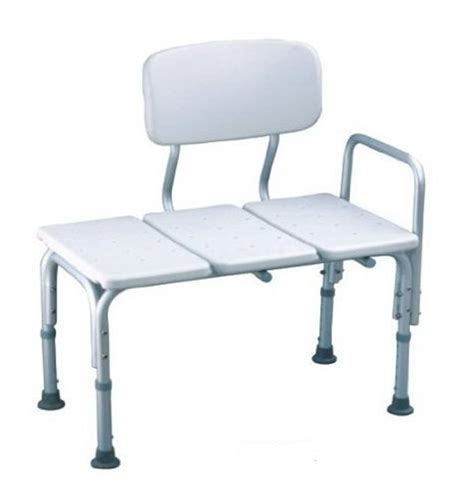 shower bath chair bath transfer bench from wheelchair into bathtub shower bath seat with rail ebay