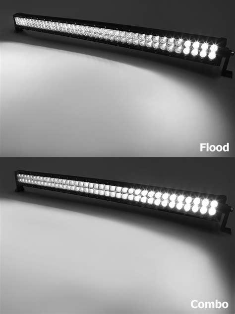40 led light bar 40 quot off road led light bar 120w 15 000 lumens led