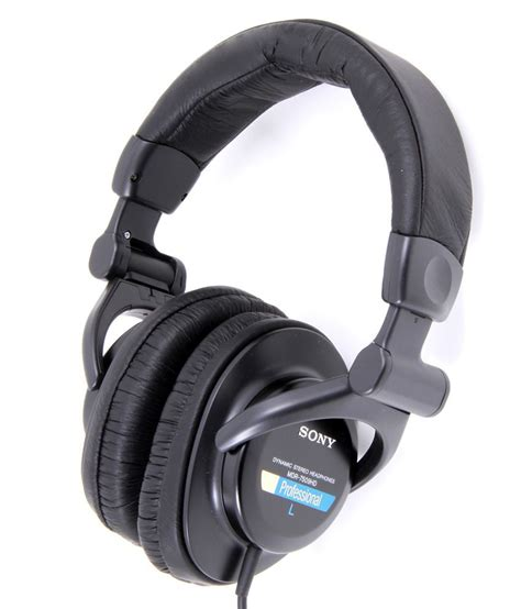 Headphone Sony Mdr 7506 Sony Mdr 7506 Ear Headphone Without Mic Buy Sony