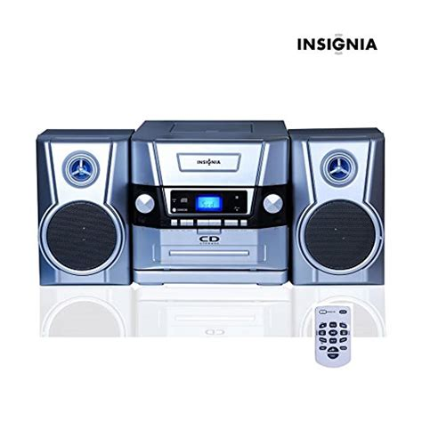 changer format cd en mp3 insignia 5 cd music system with cd mp3 wma 5 disc changer